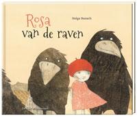 E-book, Rosa van de raven