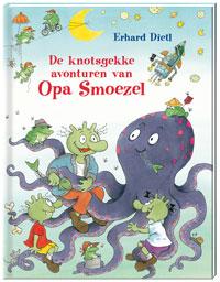 E-book, De knotsgekke avonturen van opa Smoezel