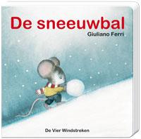 Kartonboek met uitsparingen, De sneeuwbal