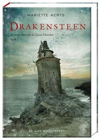E-book, De Kronieken van de Zeven Eilanden: Drakensteen (12+)