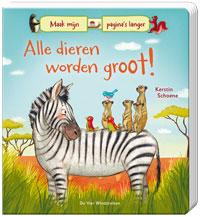 Uitschuifboek, Alle dieren worden groot!