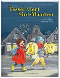 Tessel viert Sint-Maarten