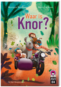 E-book, Waar is Knor?