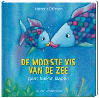 Kartonboek, De mooiste vis van de zee gaat lekker slapen