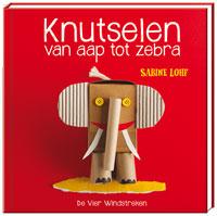E-book, Knutselen van aap tot zebra