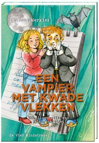 E-book, Een vampier met Kwade Vlekken (8+)