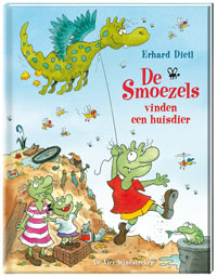 E-book, De Smoezels vinden een huisdier