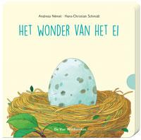 Uitschuifboek, Het wonder van het ei