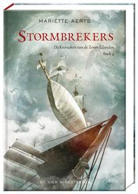 E-book, De kronieken van de Zeven Eilanden: Stormbrekers (12+)