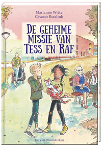 De geheime missie van Tess en Raf