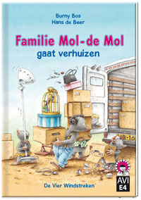 E-book, Familie Mol-de Mol gaat verhuizen