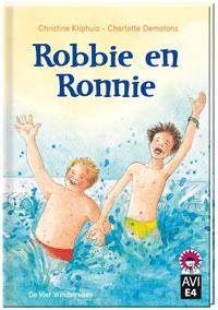 E-book, Robbie en Ronnie