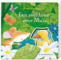 Kartonboek met uitsparingen, Een avontuur voor Muis