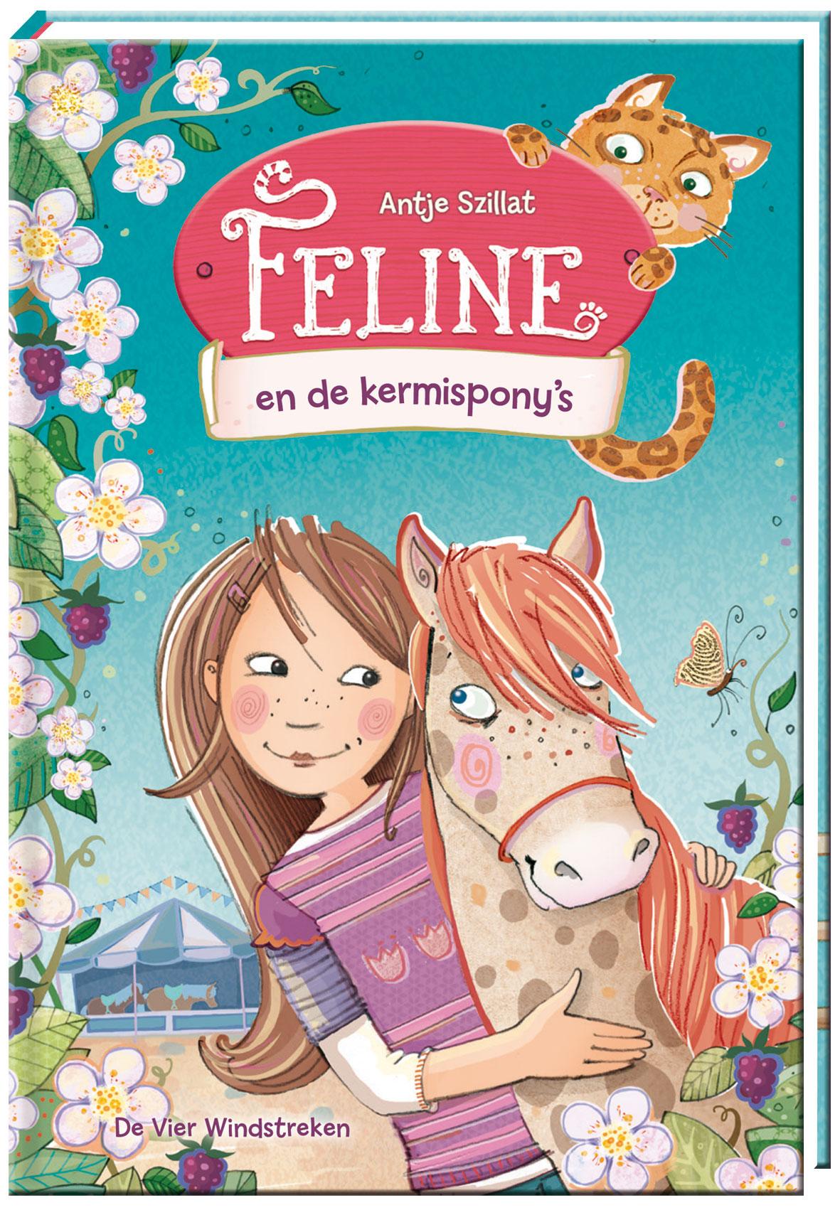 E-book, Feline en de kermispony's