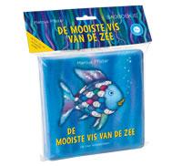 De mooiste vis van de zee, badboekje