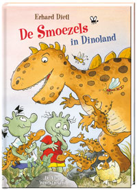 E-book, De Smoezels in Dinoland