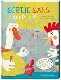 Gertje Gans deelt uit!