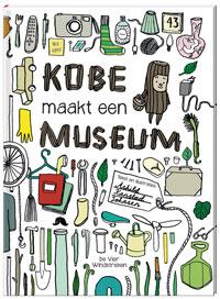 E-book, Kobe maakt een museum
