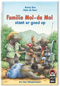 E-book, Familie Mol-de Mol staat er goed op