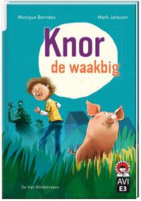 E-book, Knor de waakbig