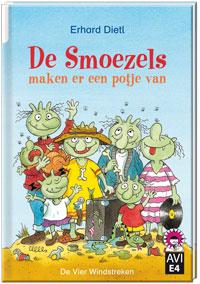 E-book, De Smoezels maken er een potje van