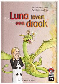 Luna tovert een draak