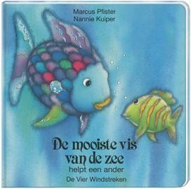 Kartonboek, De mooiste vis van de zee helpt een ander