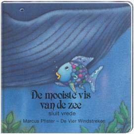 Kartonboek, De mooiste vis van de zee sluit vrede