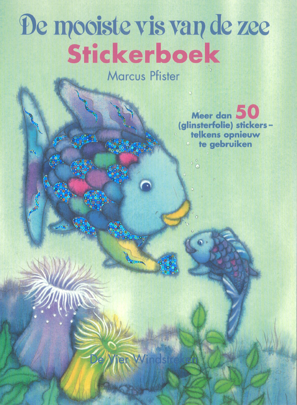 Stickerboek, De mooiste vis van de zee