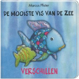 Kartonboek, De mooiste vis van de zee, verschillen