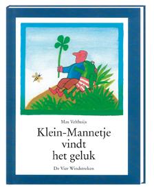 E-book, Klein-Mannetje vindt het geluk