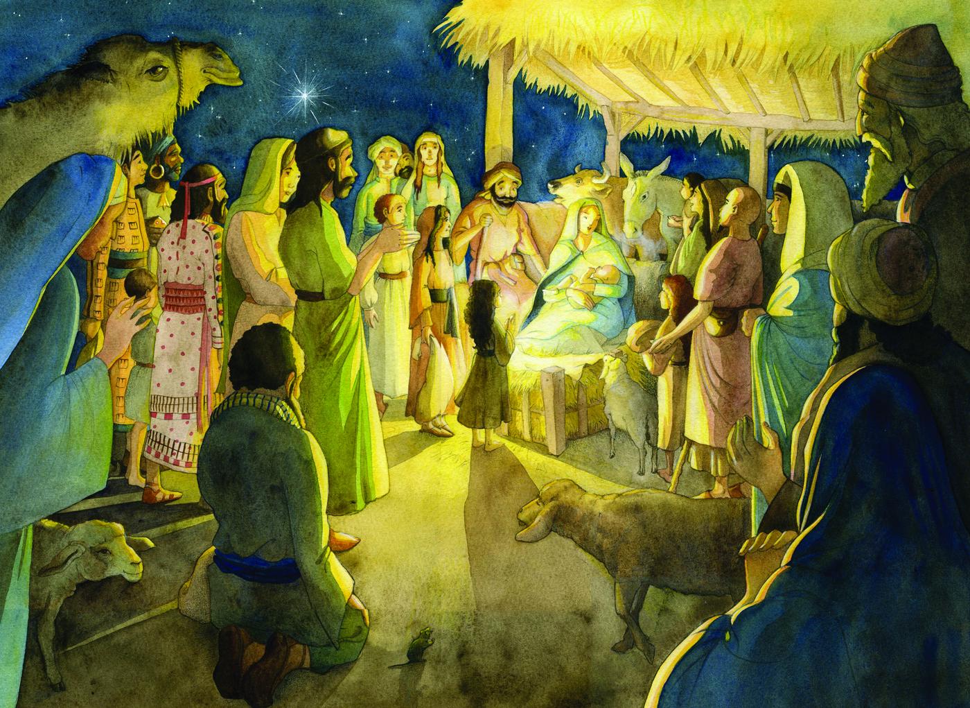 Adventskalender Bethlehem