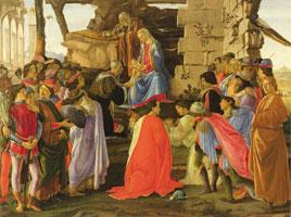 Adventskalender De aanbidding