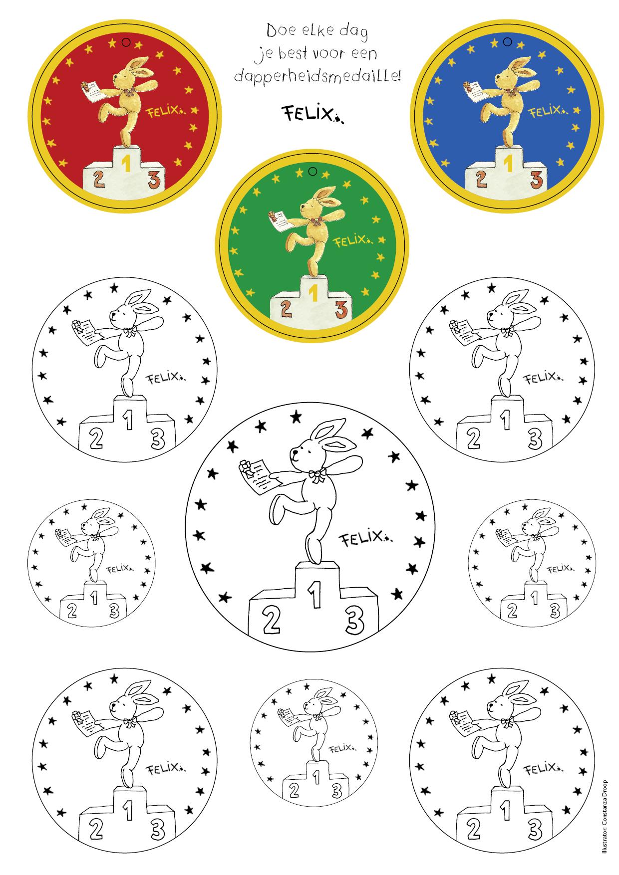 Medailles Felix - Corona