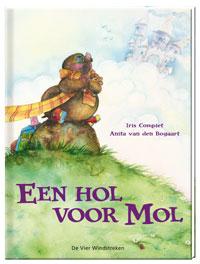 E-book, Een hol voor Mol