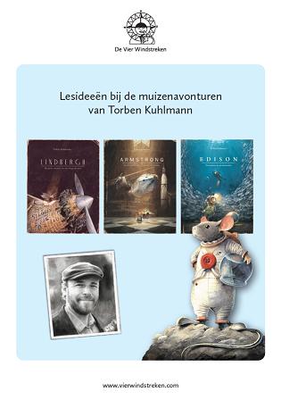 Lesideeën Torben Kuhlmann: Lindbergh, Armstrong, Edison