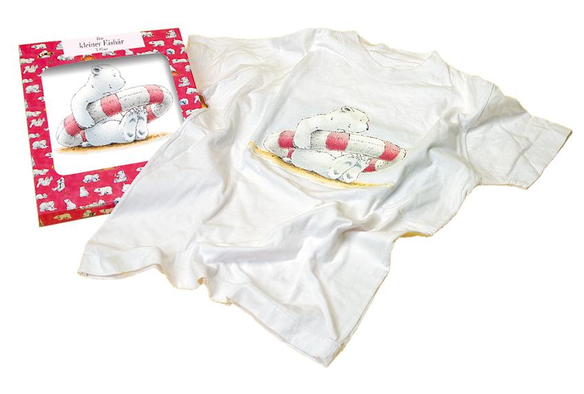 T-shirt Kleine IJsbeer