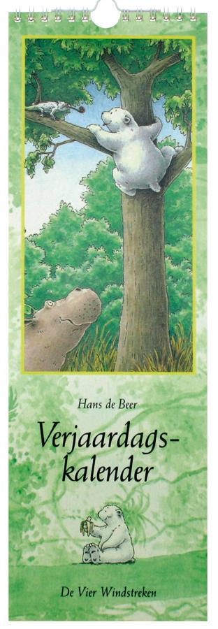 Verjaardagskalender Hans de Beer