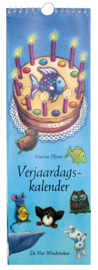 Verjaardagskalender Pfister figuren