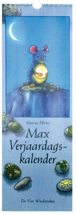 Verjaardagskalender Max