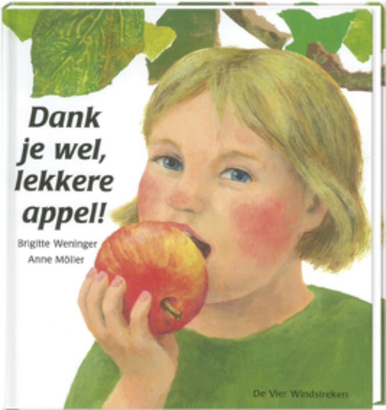 Dank je wel, lekkere appel!