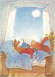 Prentbriefkaarten, Welterusten Paultje