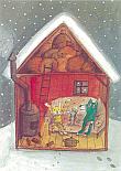 Prentbriefkaarten, Droomhuis